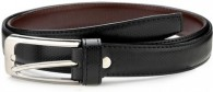 Oleva Women Casual, Formal Black Genuine Leather Belt
