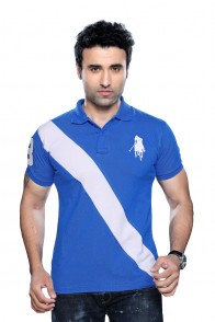 Weardo Solid Men's Polo T-Shirt