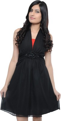 Trendz Clothing Women's Gathered Dress