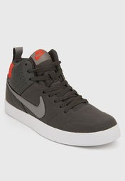 Liteforce Iii Mid Grey Sneakers