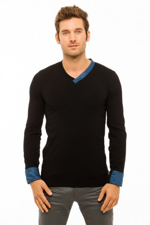 American Crew Solid Men's Polo T-Shirt