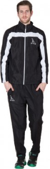 MYSH Solid Men's Track Suit